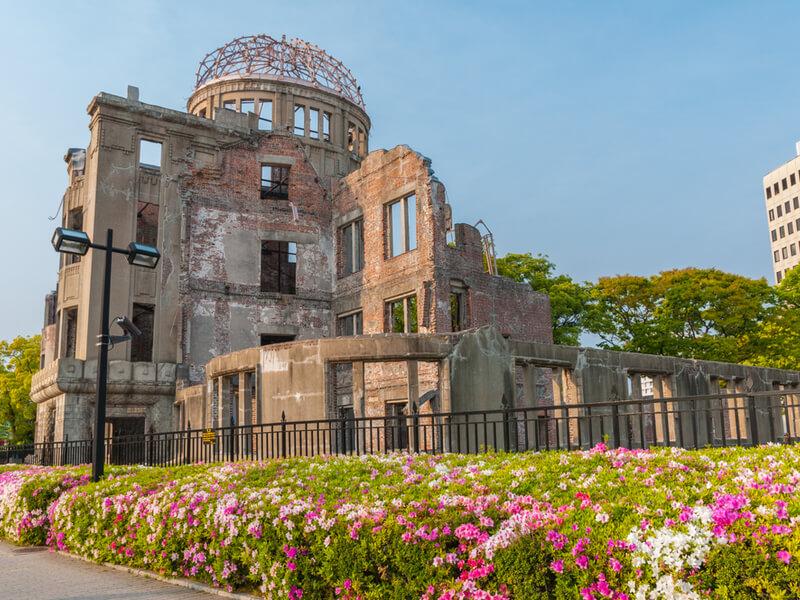 平和記念公園・原爆ドーム