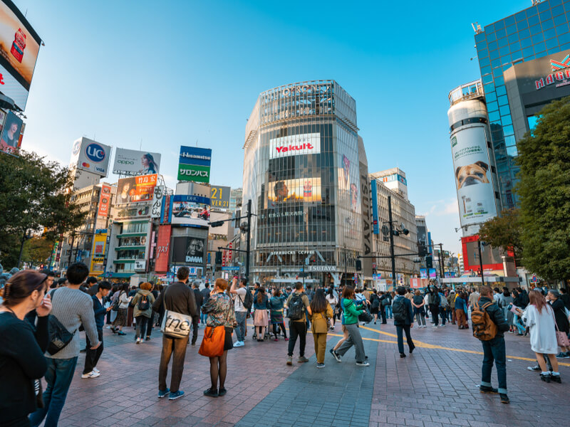 東京都の特徴