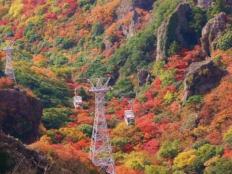 国立公園 寒霞渓