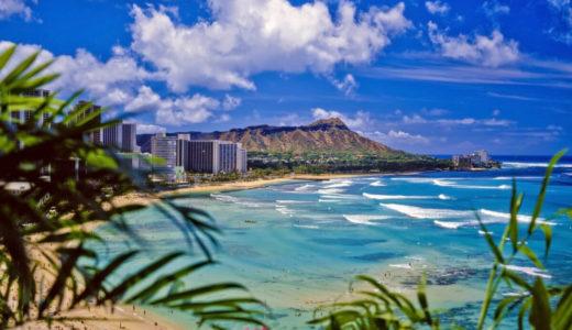 ハワイ観光おすすめ10選!カップルや家族に人気のスポットはどこ?