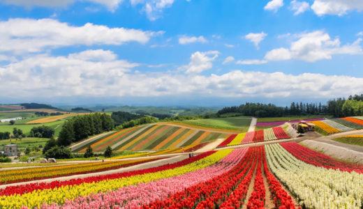 北海道観光おすすめ10選!季節で景色が変わる楽しい絶景スポットとは