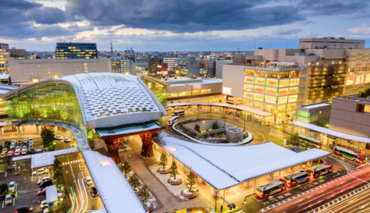 石川県観光おすすめ10選!グルメも美味しい穴場スポットで子ども連れも楽しめる