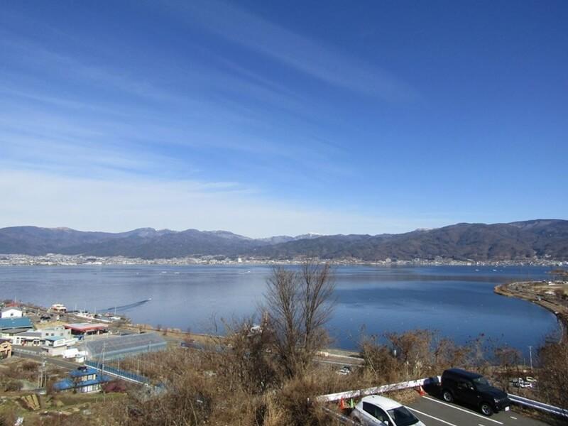【諏訪エリア】諏訪湖