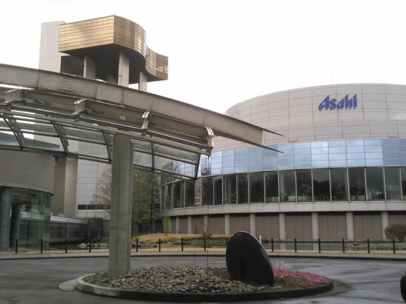 茨城アサヒビール工場