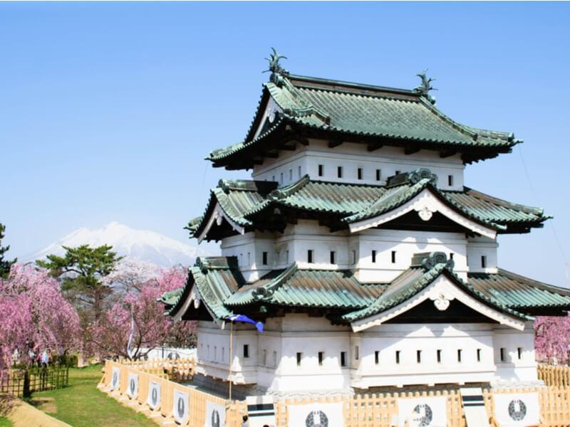 弘前城(弘前公園)