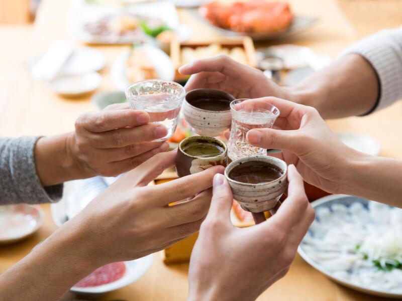 自宅で東北地方の日本酒を味わってみよう!